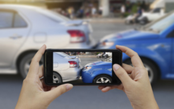 How to Take Pictures for Evidence After a Car Accident
