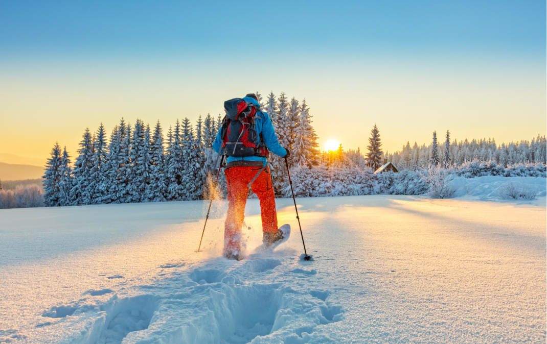 Keep Active Through the Cold With These Winter Sports